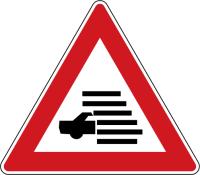 Dopravní značka: A 26 Mlha