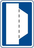 Dopravní značka: IP 9 Nouzové stání