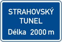 Dopravní značka: IS 15b Jiný název
