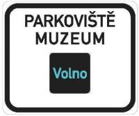 Dopravní značka: ZPI 2 Obsaditelnost parkoviště