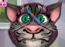 Hrat hru online a zdarma: Talking tom face tattoo