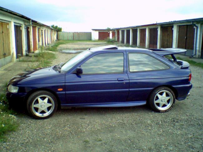 Escort rs 2000 f1 edition