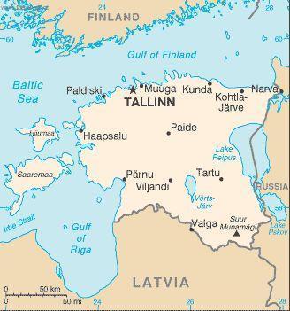 Foto Estonsko Estonia
