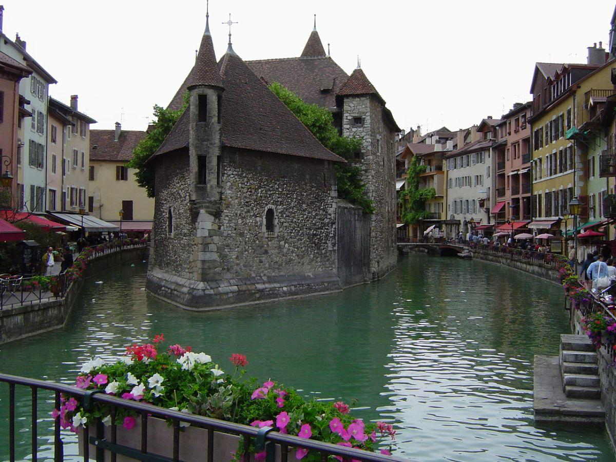 Foto: Francie-Jail at Annecy