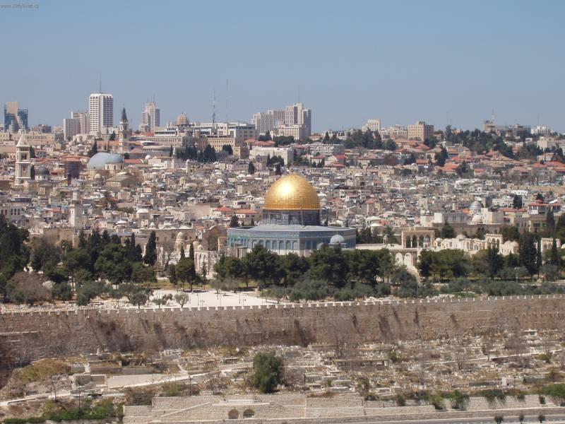 Foto: Izrael-Jeruzalém