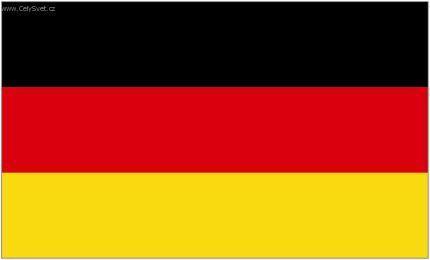 Počet obyvatel německo