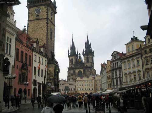 Fotky: Praha