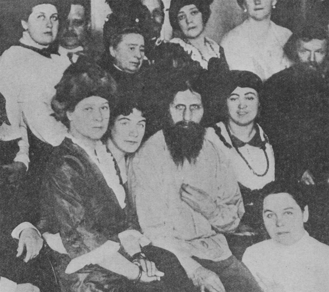 Распутин и его женщины и секс 6 фотография