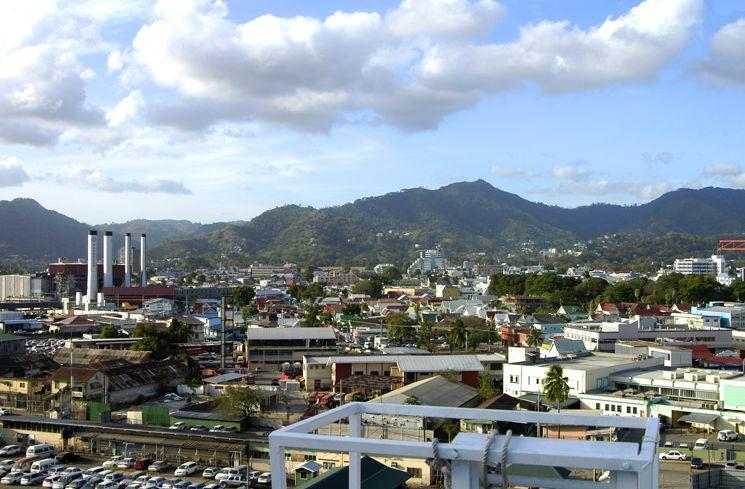 Foto: Trinidad a Tobago-PORT OF SPAIN