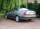 MG ZS Saloon