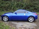 :  > Nissan 350 Z Coupe Performance (Car: Nissan 350 Z Coupe Performance)