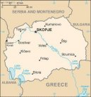 :  > Makedonie (The Former Yugoslav Republic of Macedonia)