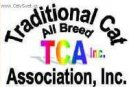 Kočky:  > TCA (The Traditional Cat Association, Inc.)