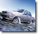 SsangYong Musso E 2.3