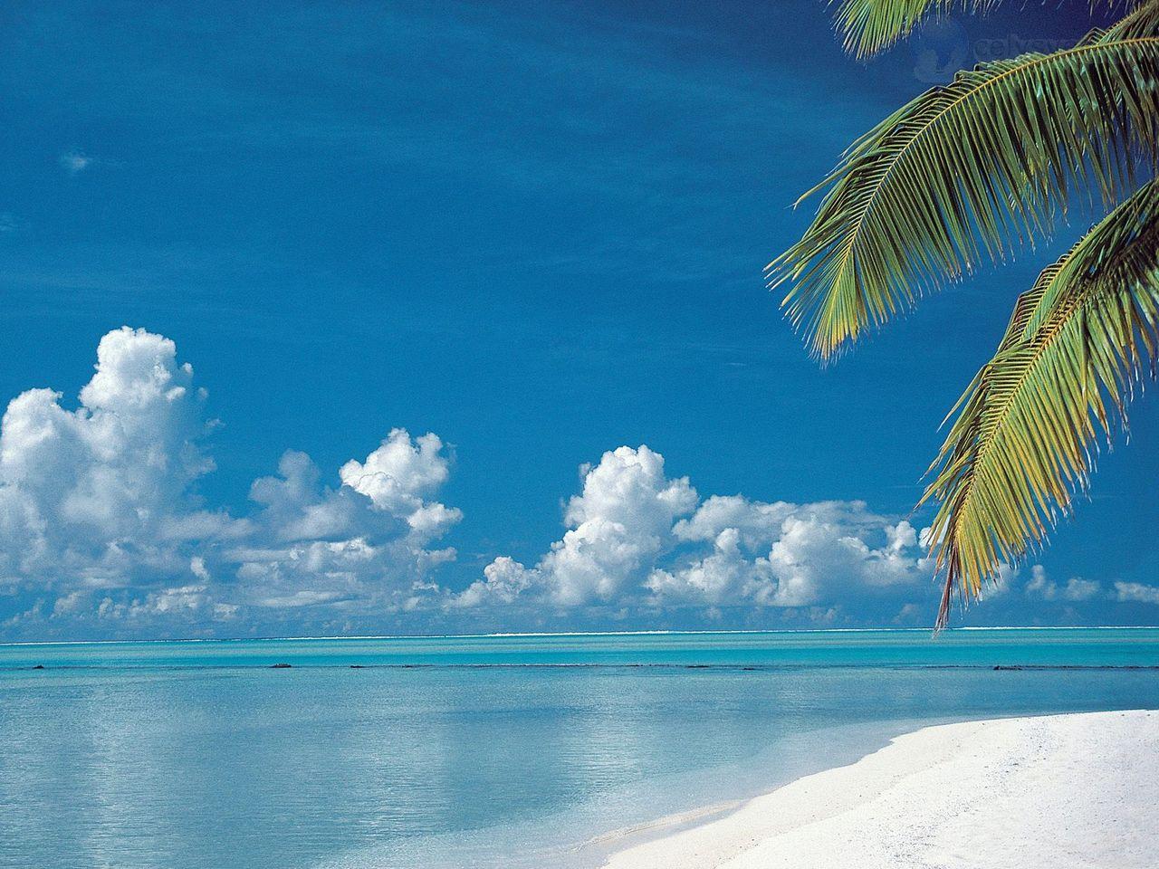 Aitutaki Cook Islands  city photo : Pics Photos Island Beach Wallpaper Tropical Aitutaki Cook Islands