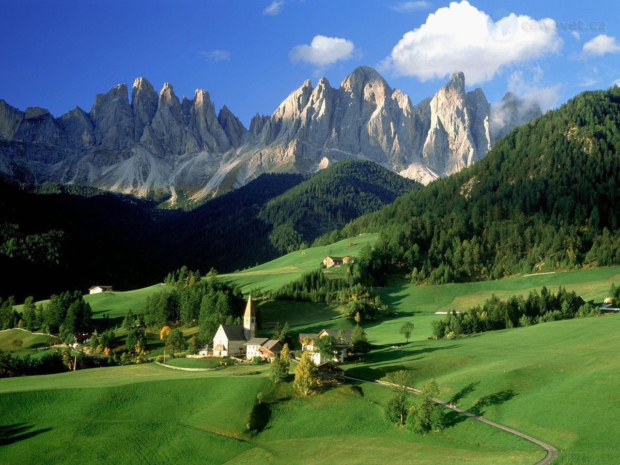 Pics Photos - Val Di Funes Dolomites Italy