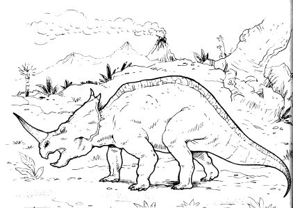 Omalov 225 Nky K Vytisknut 237 Zv 237 řata Dinosauři Dinosaurus