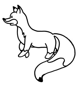 Картинки животных лиса